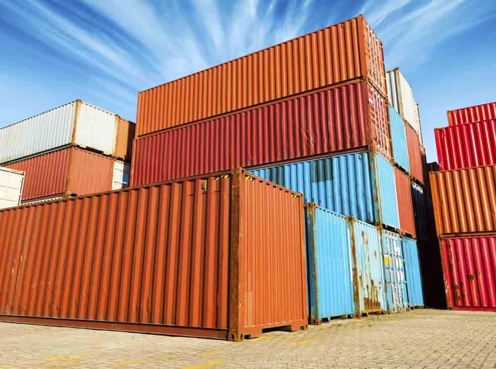 Solución para humedad en contenedores